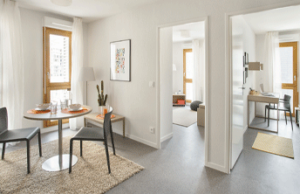 immobilier Allemagne - Appartement étudiant