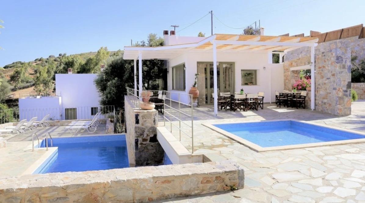 Achlada - Résidence Mourtzanakis, Crète